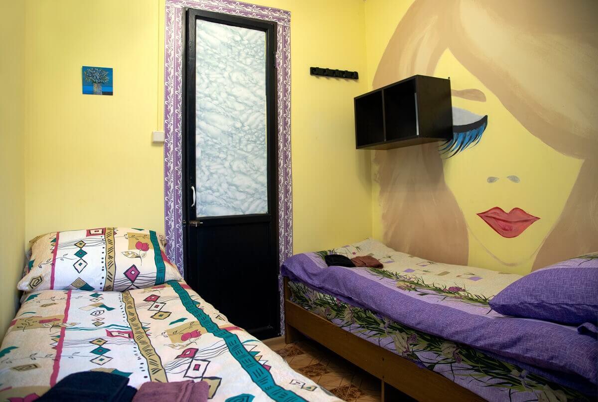 Уютная база отдыха «Волна» в Архипо-Осиповке